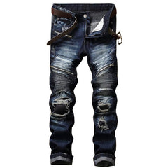 Denim Trousers For Male