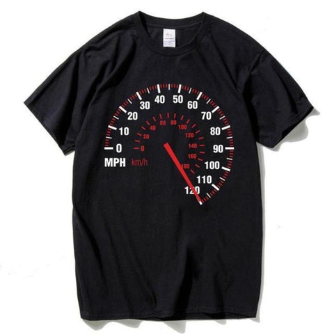 Speedometer Fashion T Shirt