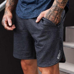 Gyms Fitness Cotton Shorts
