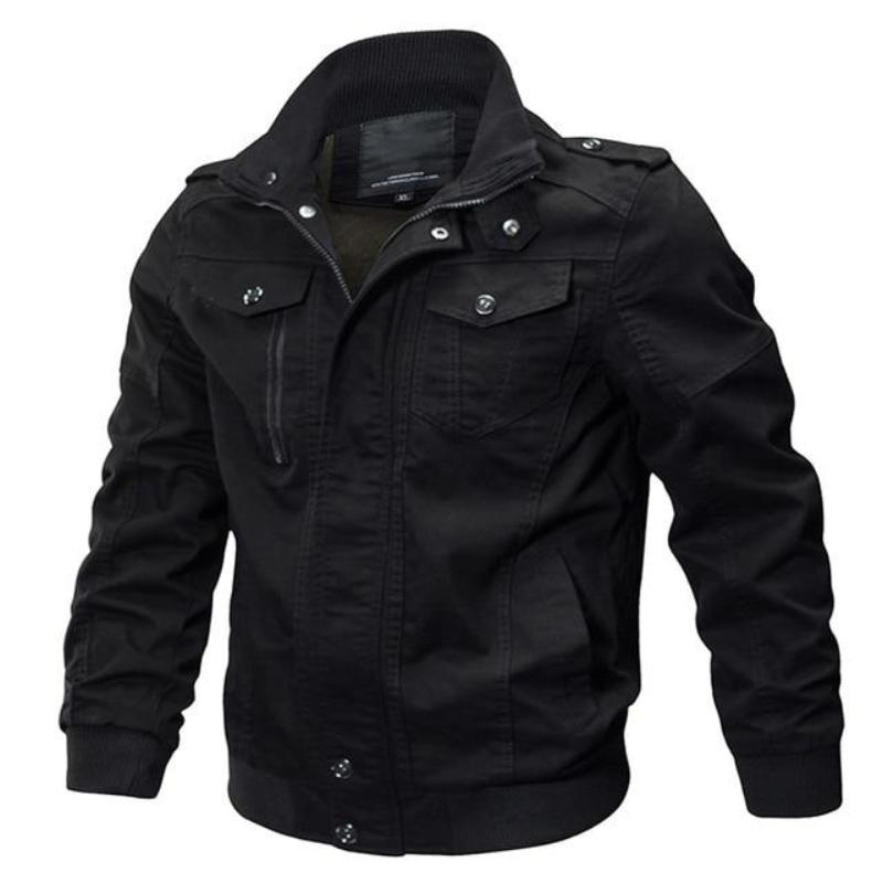 Autumn Casual Cargo Jacket