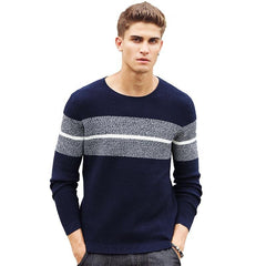 Camp Casual Striped Sweater