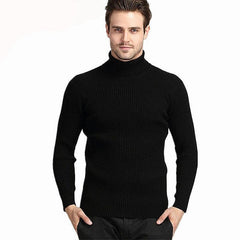 Slim Fit Pullover Men Classic