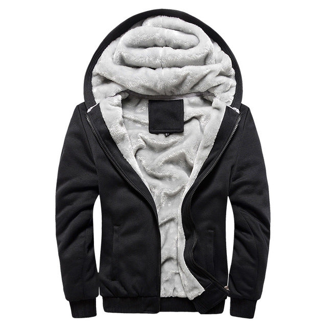 Winter Warm Thick Hoodies
