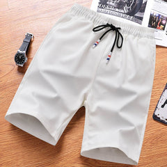 Breathable Male Casual Shorts