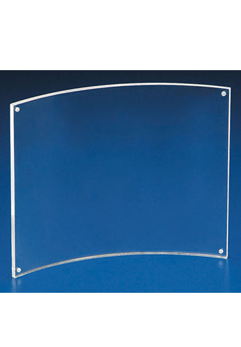 ML-67 - Magnetic Curved Photo Frame
