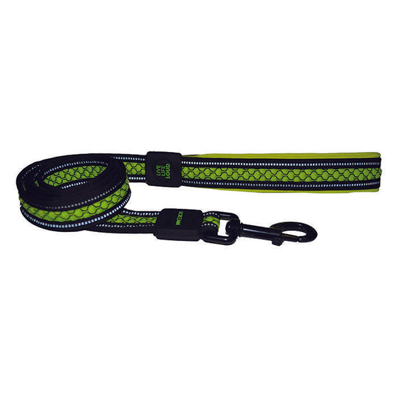 Dog Leash Padded Scream Reflective Loud