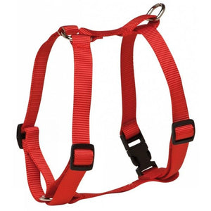 "Dog Harness Nylon 3/4"" Adjustable Prestige Pets"