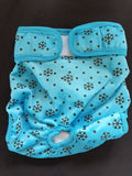 Dog / Cat Diaper - Bitches Knickers, Washable adjustable - Lil Cracker