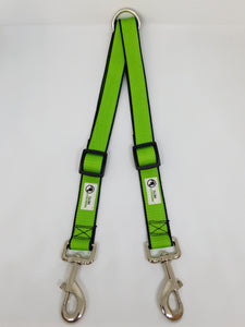 2 Dog Coupler Two Way Twin Walking Leash - Moondidley Pets