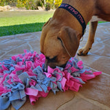 Snuffle Mats - Pet Treat Play - Calms Anxiety - Slow Feeder