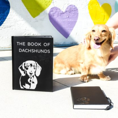 Dachshund Coffee Table Book – The Book of Dachshunds