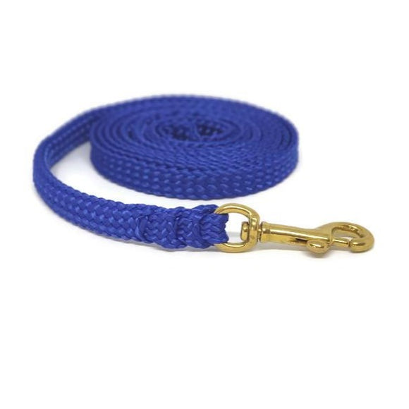 Dog Lead No Stitching Tough Yarnix 10mm Wide 1.8m to 10m Long