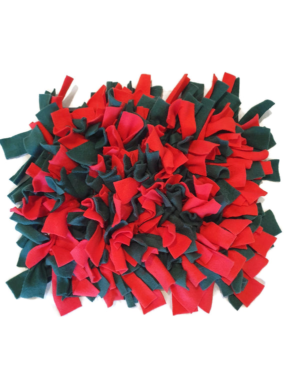 Christmas Pet Snuffle Mats