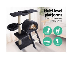 100cm Cat Scratching Tree Gym Post