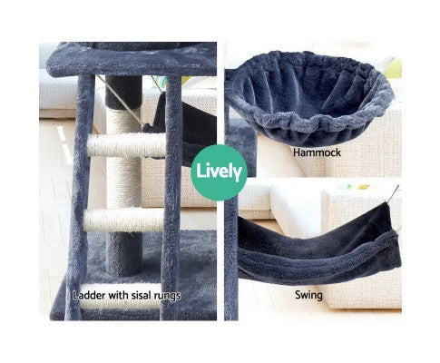 i.Pet 141cm Cat Scratching Post