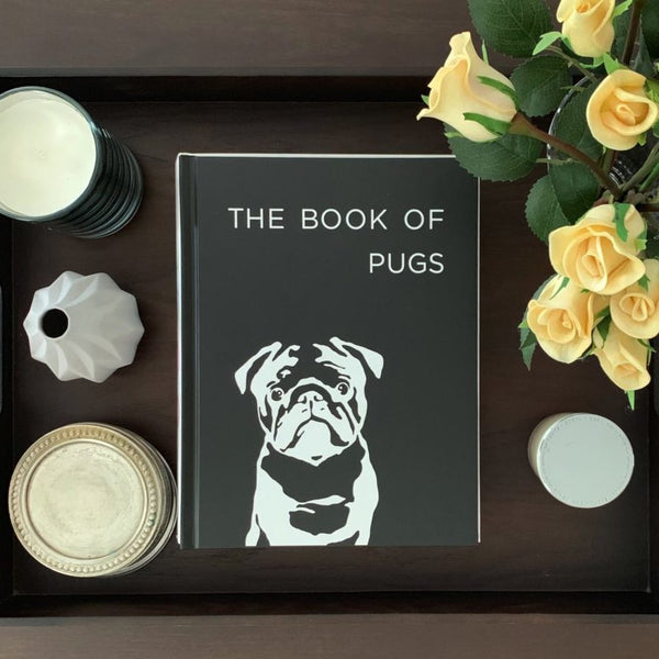 Pug Coffee Table Book – The Book of Pugs
