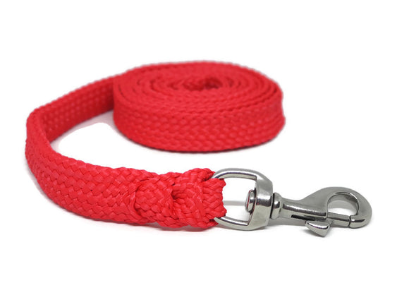 Dog Lead No Stitching Tough Yarnix 20mm Wide 1.8m to 10m Long