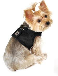 Vest Harness Pet Dog-Cat Step-in Velcro and Buckle Attachments - Moondidley Pets