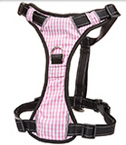Dog Harness, Milli May Padded Reflective 3 Attachment Point, Moondidley Pets