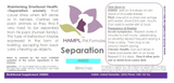 Behaviour- Separation Anxiety Formula - Hampl