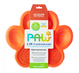 PAW 2-IN-1 Pet Slow Feeder - Anti Anxiety