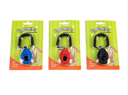 Dog Training Clicker - Chompers