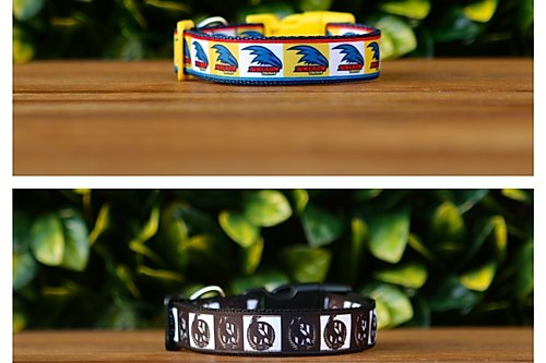 AFL Dog Collar-Football-Aussie Rules-The Bark Side