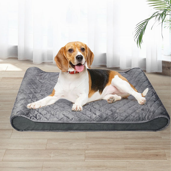 PaWz Pet Bed Orthopedic Dog Beds Bedding Soft Warm Mat Mattress Nest Cushion