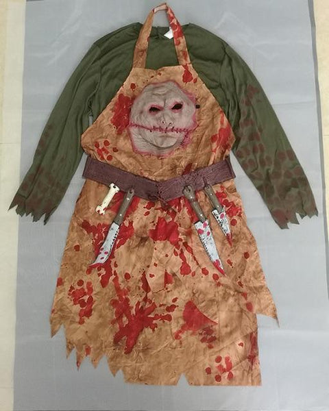 Bloody Butcher Halloween Costume