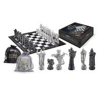 The Harry Potter Wizard Chess Set