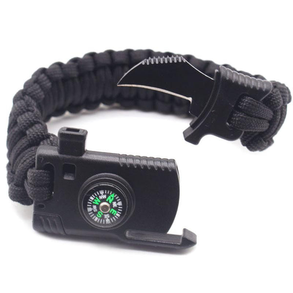 Survive Outdoor Longer-Tactical Bracelet