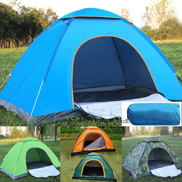 Survive Outdoor Longer -Tactical Tent