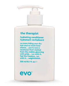 evo The Therapist Hydrating Conditioner 300ml - GF