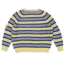 Load image into Gallery viewer, Cav Empt Stripe Loose Waffle Knit #2 (2018AW)