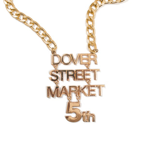 Dover Street Market 5th Anniversary Commemorative Chain