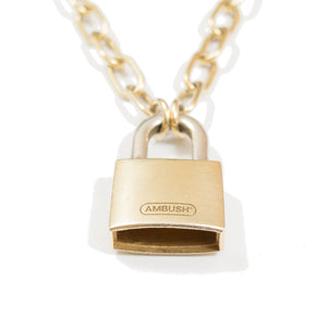 Ambush Design Stance Padlock Charm Necklace