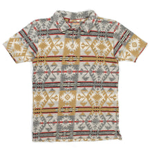 Load image into Gallery viewer, Kapital Navajo Polo Shirt