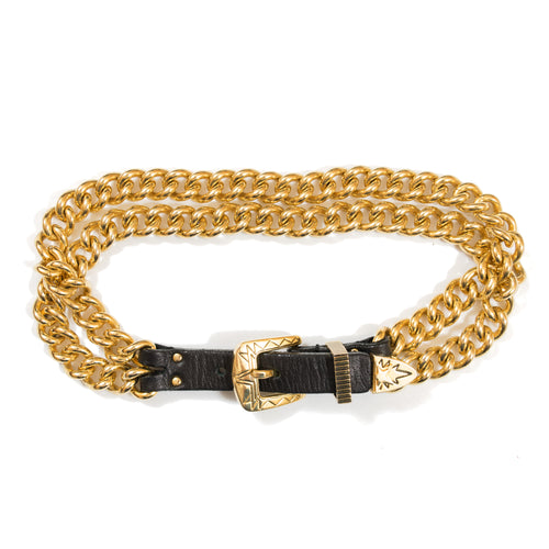 Ambush Design Gold Chain Belt Bracelet/Choker