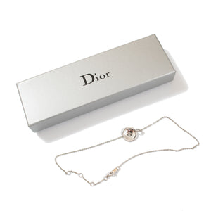 Dior Button Necklace
