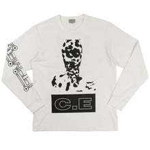 Load image into Gallery viewer, Cav Empt Noiseman Longsleeve T-Shirt (2013SS)