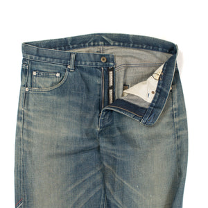 Neighborhood Distressed Savage Basic Denim (2002)