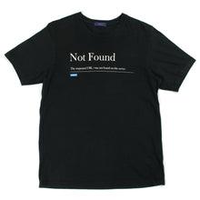 "Load image into Gallery viewer, Undercover ""Not Found"" T-Shirt"