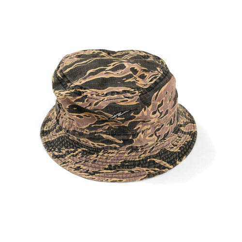 Wtaps Tiger Camo Bucket Hat