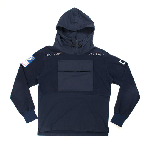 Cav Empt Pull Over Light Fleece #2 (2014FW)