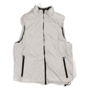 White Mountaineering Reversible Puffer Vest