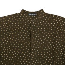 Load image into Gallery viewer, Issey Miyake Dotted Mandarin Collar Shirt