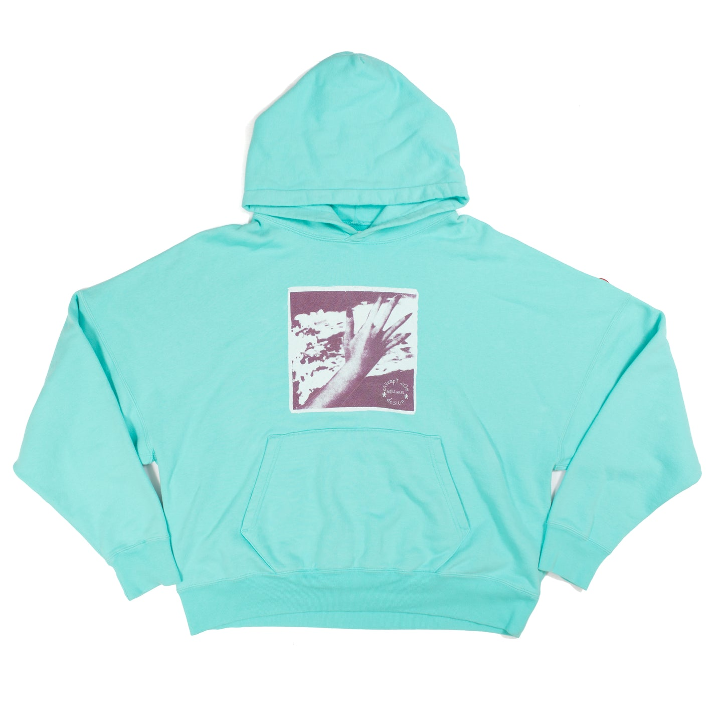 Cav Empt Signal Process Heavy Hoodie (2017AW)