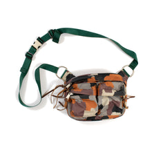 Load image into Gallery viewer, Undercover Camo Waist Bag