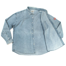 Load image into Gallery viewer, Cav Empt Denim Overshirt (2016SS)
