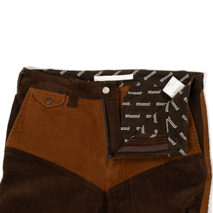 White Mountaineering Hybrid Corduroy Pants (2011AW)